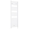 Premier H1375mm x W480mm White Electric Only Ladder Rail - MTY158 profile small image view 1