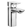 Britton MyHome Mono Basin Mixer with Waste profile small image view 1