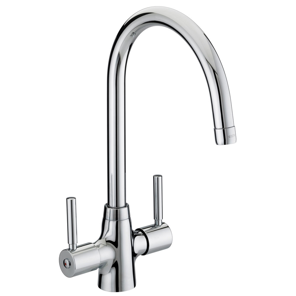 Bristan - Monza Easy Fit Monobloc Kitchen Sink Mixer - MZ-SNK-EF-C Large Image