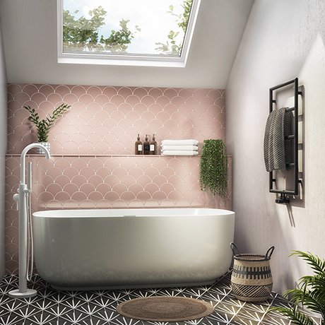 Monza 1700 x 800 Double Ended Free Standing Bath
