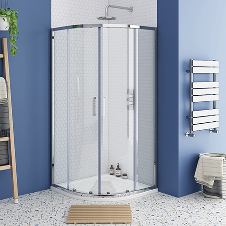 Monza 800 x 800mm Quadrant Shower Enclosure