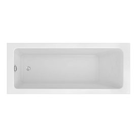 Monza 1700 x 700 Single Ended Rectangular Bath