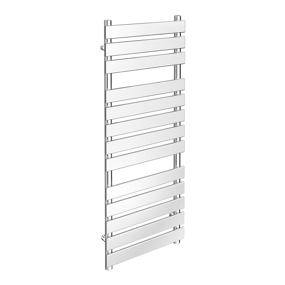 Maguire Designer Heated Towel Rail W500 x H1300mm - Chrome Large Image