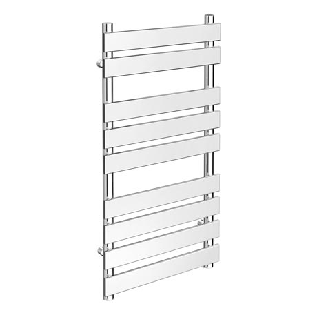 Maguire Designer Heated Towel Rail W500 x H950mm - Chrome