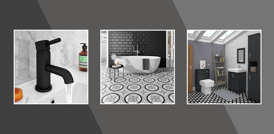 Bold Black And Grey Bathroom Ideas To Amplify Your Bathroom
