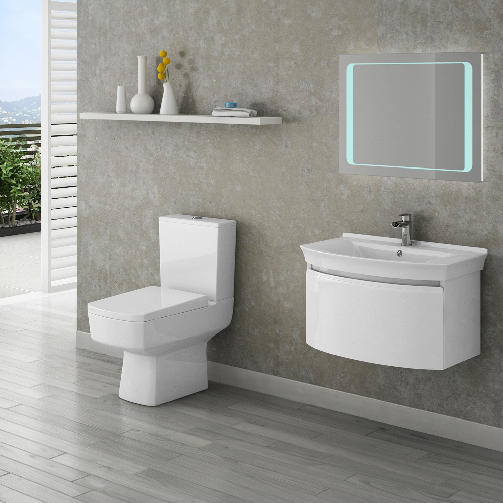 malaga contemporary bathroom suite now at victorian