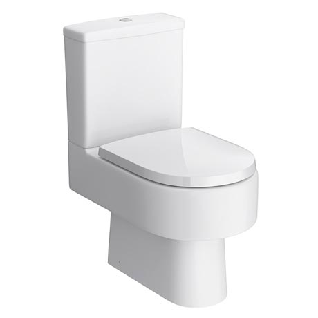 Marino Close Coupled Modern Toilet with Soft-Close Seat
