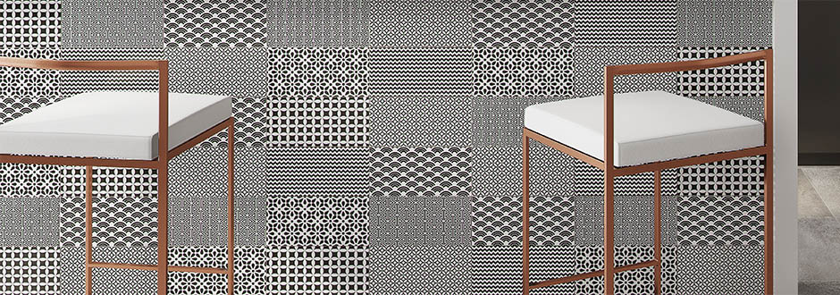 Mataro Patterned Tiles