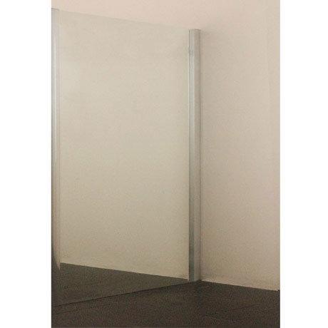 Matrix H1850mm Premium Economy Side Panel 6mm for QPEPV Pivot Shower Door Only