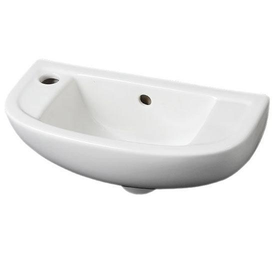 Melbourne Ceramic Cloakroom Suite profile large image view 3