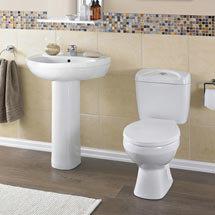 Melbourne Toilet and Basin Suite Medium Image