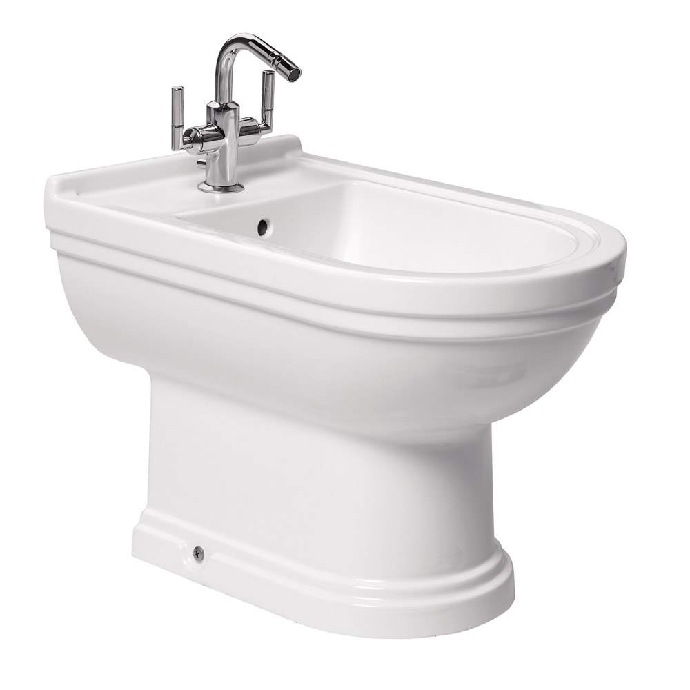 Mere - Aristo Traditional Bidet - 26-8101 profile large image view 1