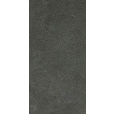 Mere Reef Anthracite Stone 304x609mm Vinyl Floor Tiles (Pack of 12)
