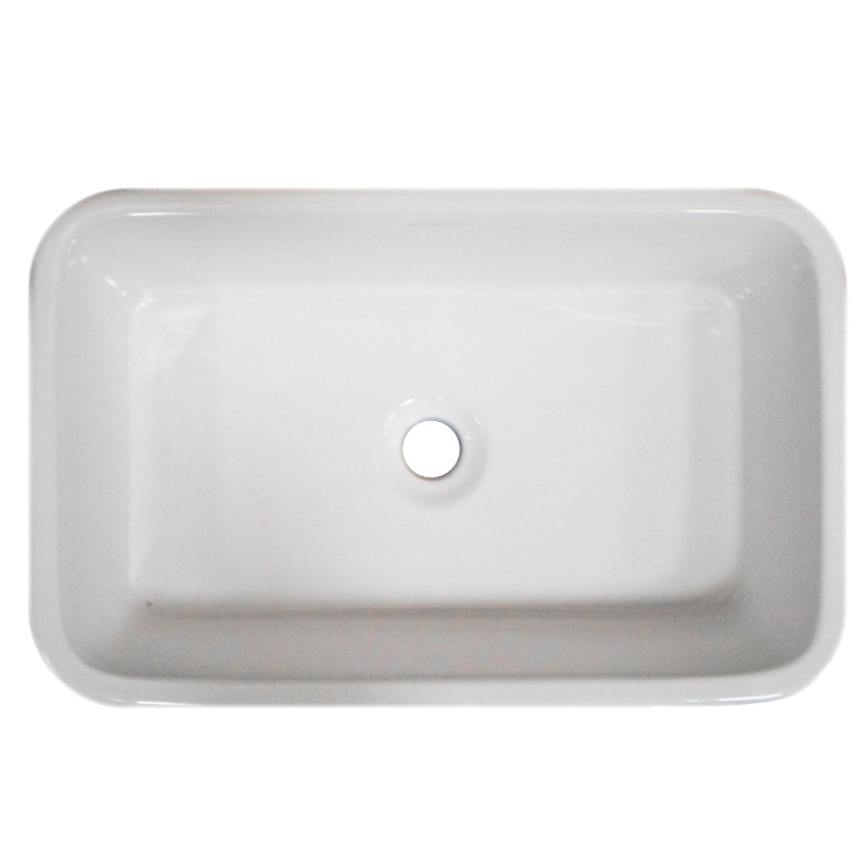 Miami Counter Top Basin 0TH - 550 x 355mm Profile Large Image