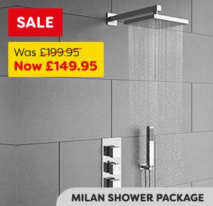milan shower package