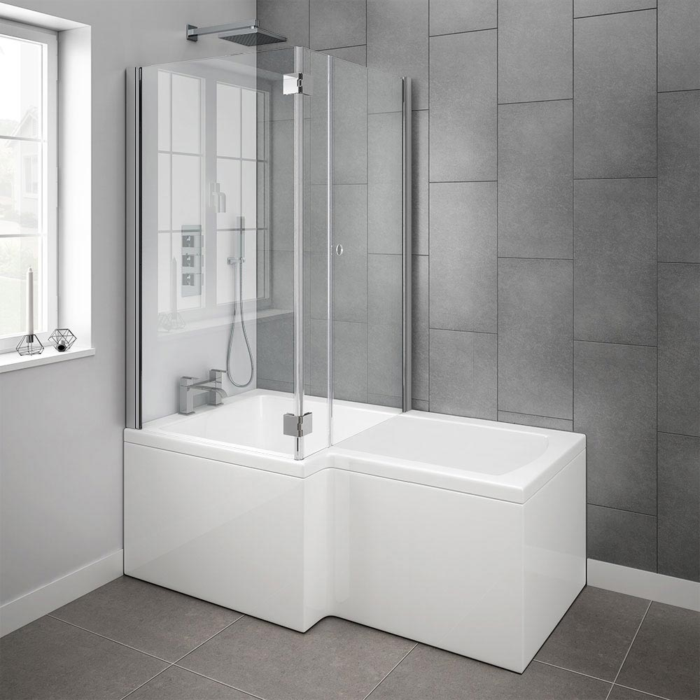 Milan Shower Bath Enclosure At Victorian Plumbing Co Uk
