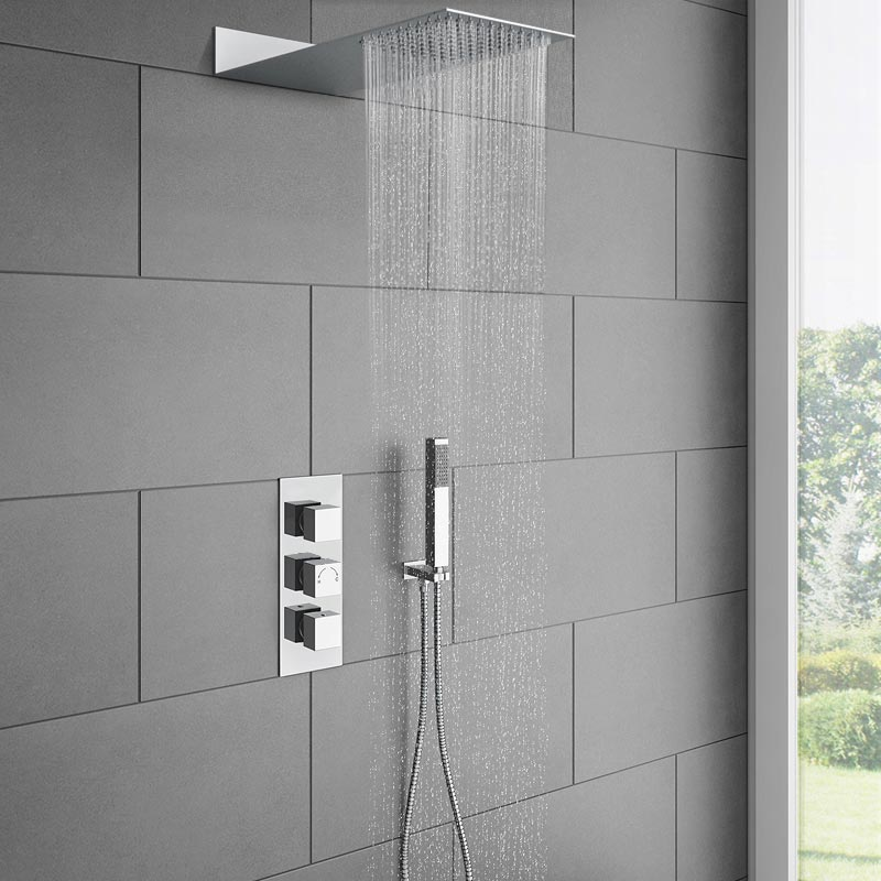 Milan Shower Package | 8 Contemporary Bathroom Ideas