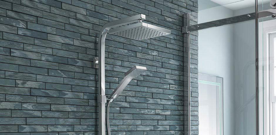 Milan modern shower