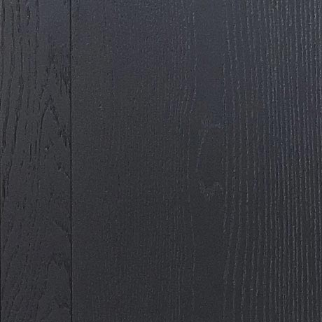 Miller - London 100 Mirror Cabinet - Black - 55-4 In Bathroom Large Image