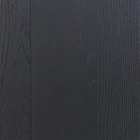 Miller - London Horizontal Storage Cabinet - Black profile large image view 4