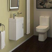Minimalist Cloakroom Suite Medium Image
