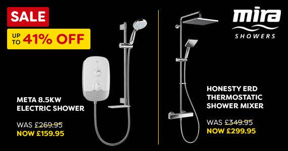 Mira Shower Sale