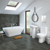 Mirage Freestanding Bath Suite profile small image view 1