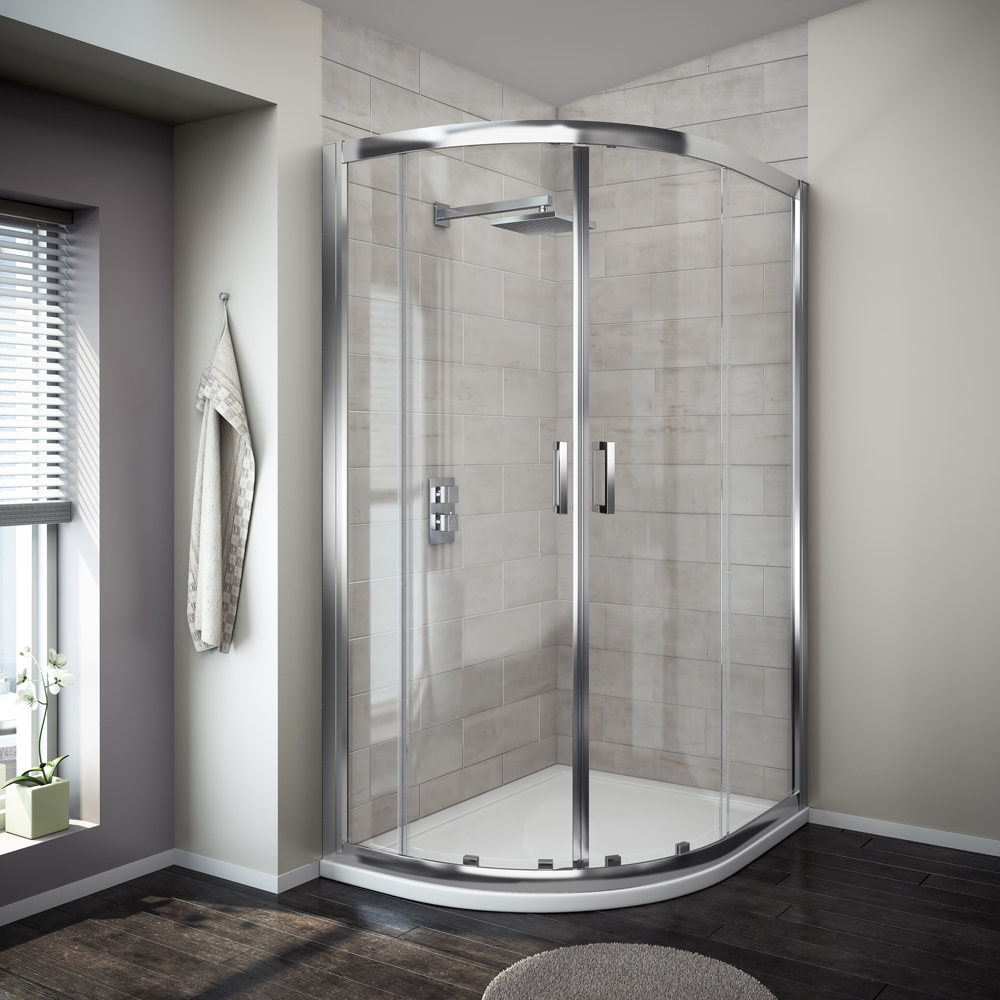 A Comprehensive Guide To Buying Shower Enclosures Victorian Plumbing - Alternative to tiles in shower cubicle