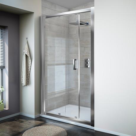 Turin 8mm Sliding Shower Door - Easy Fit