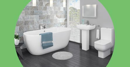 Modern Bathroom Suites