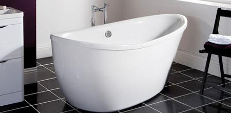 Our Guide to Freestanding Bathtubs