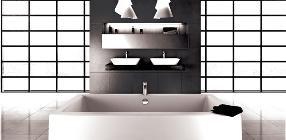 Monochrome Bathroom Inspiration