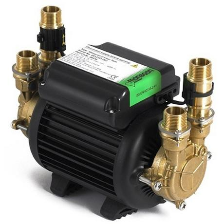 Stuart Turner - Monsoon Standard Twin Impeller Shower Pump - 3 options