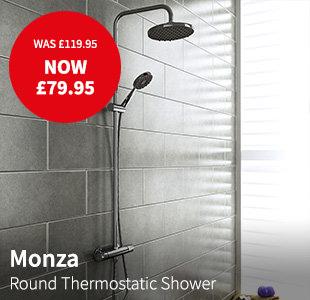 Monza shower