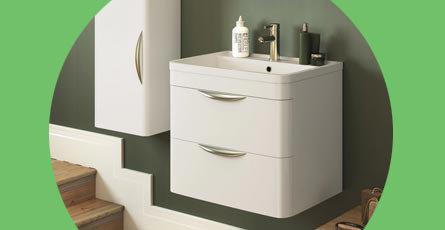 Monza Bathroom Furniture