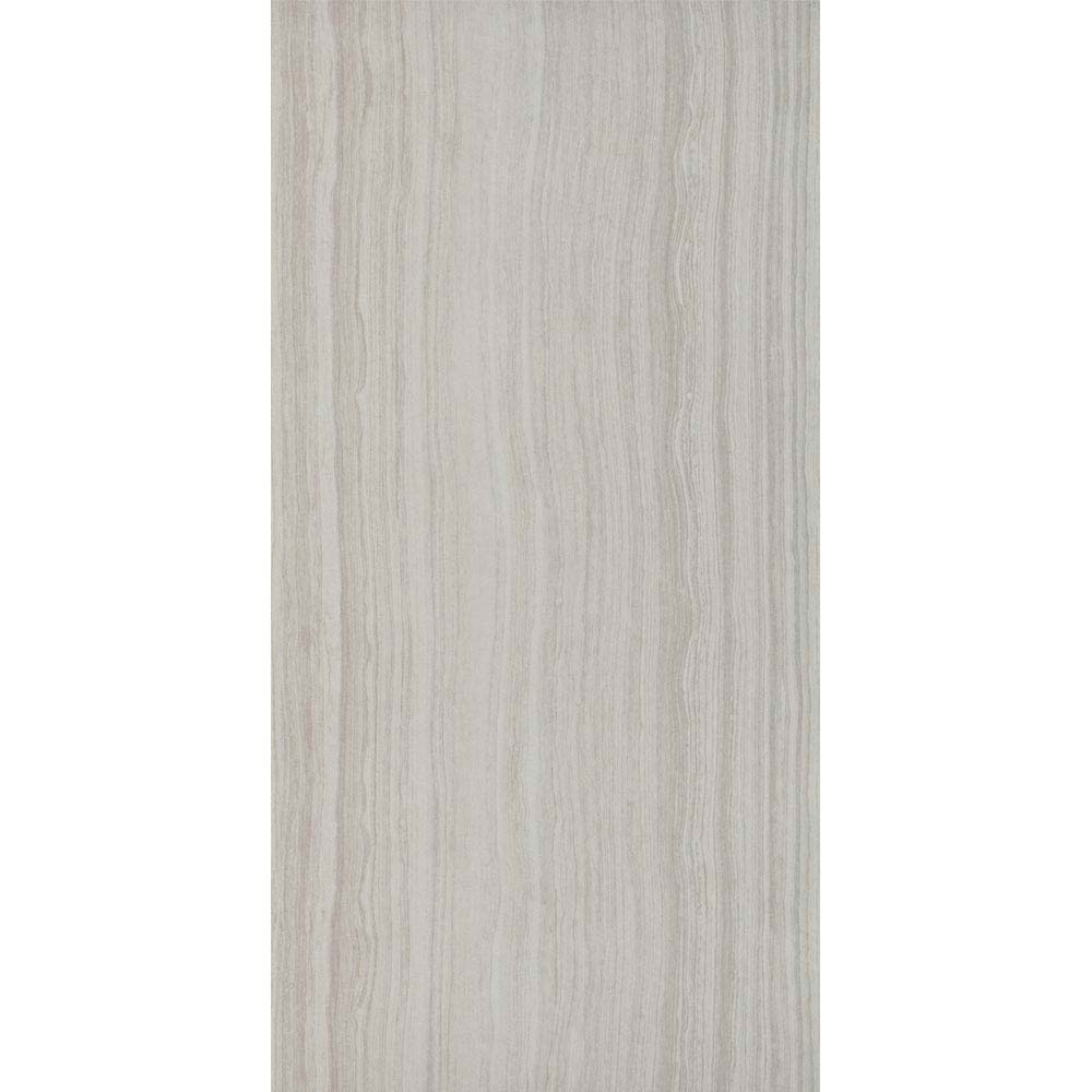 Monza Bone Wood Effect Tile - Wall and Floor - 600 x 300mm  In Bathroom Large Image
