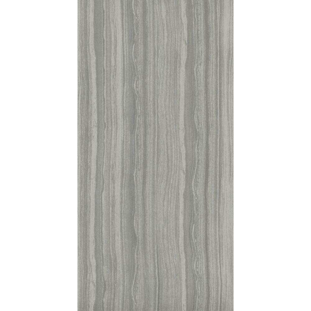 Monza Grey Wood Effect Tile - Wall and Floor - 600 x 300mm  Feature Large Image