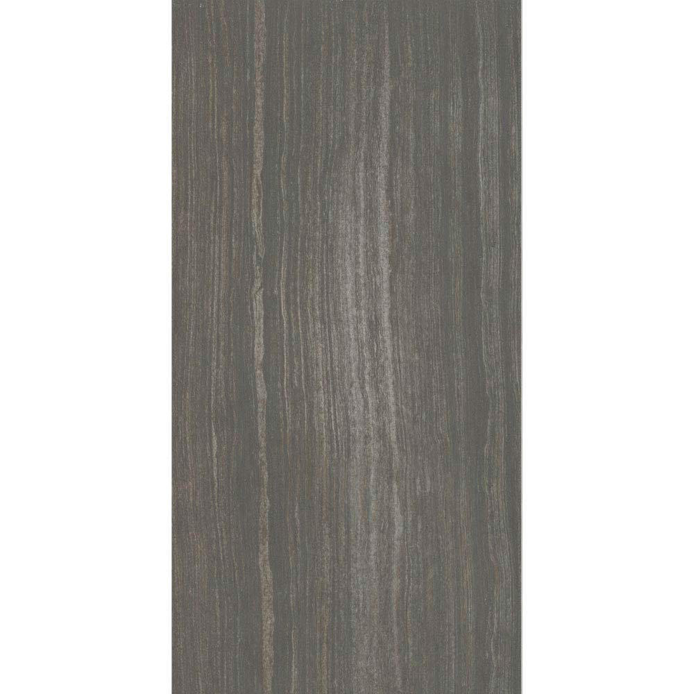 Monza Mocha Wood Effect Tile - Wall and Floor - 600 x 300mm  Feature Large Image