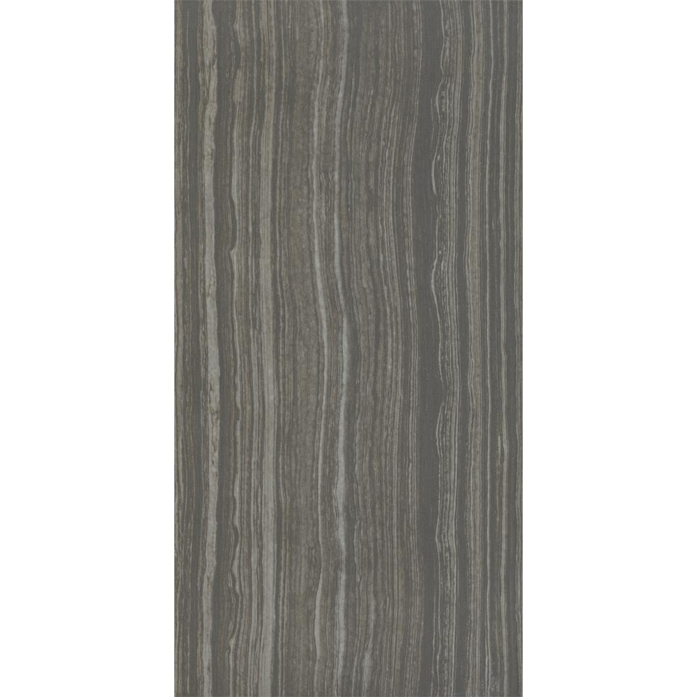 Monza Mocha Wood Effect Tile - Wall and Floor - 600 x 300mm  In Bathroom Large Image