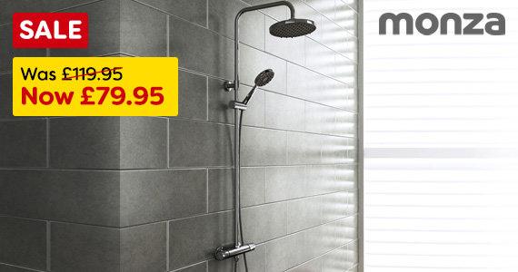monza shower Sale
