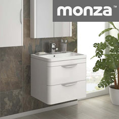 Monza­­ Bathroom Furniture