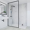 Multipanel Classic Arctic Stone Bathroom Wall Panel profile small image view 1