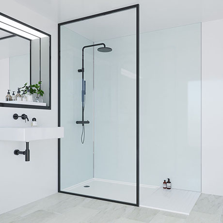 Multipanel Heritage Kew Gloss Bathroom Wall Panel