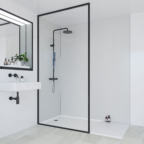 Multipanel Heritage Marlow Linewood Bathroom Wall Panel