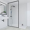 Multipanel Heritage Marlow Linewood Bathroom Wall Panel profile small image view 1