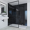Multipanel Classic Stardust Bathroom Wall Panel profile small image view 1
