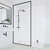 Multipanel Classic White Bathroom Wall Panel profile small image view 1
