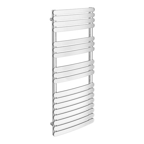 Murano Heated Towel Rail H1200mm x W490mm Chrome