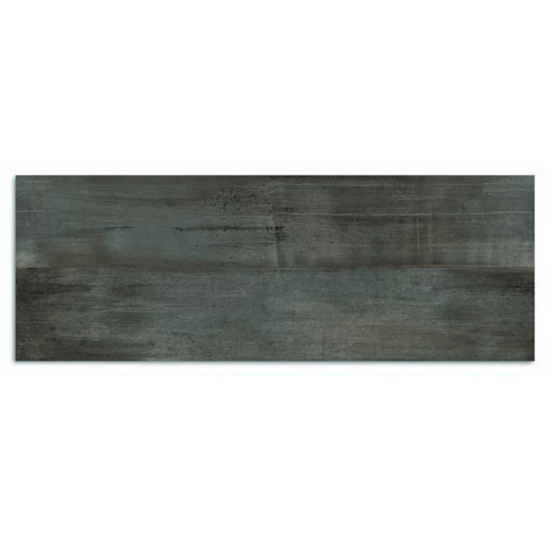 Murano Shine Marble Effect Dark Grey Wall Tiles - 25 x 70cm Large Image