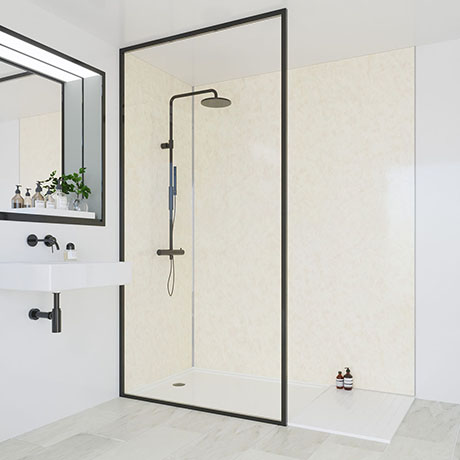 Multipanel Classic Natural India, Shower Glass Panel Cost India